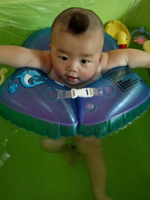 8个月宝宝拉肚子可以喝淡盐水不