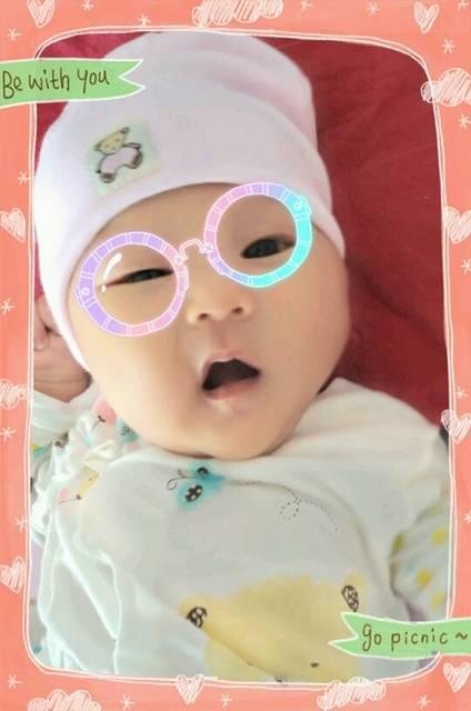 宝宝一个月了俩天不拉屎了_如题宝宝一个月2