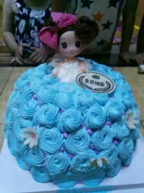 十寸的蛋糕有多大啊