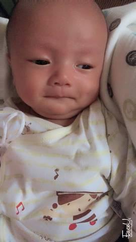 宝宝们起床是什么样子