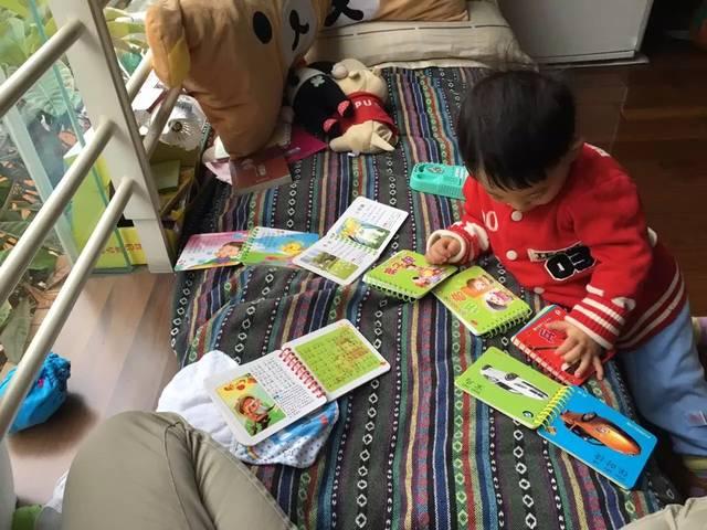 一岁多适合看什么书籍