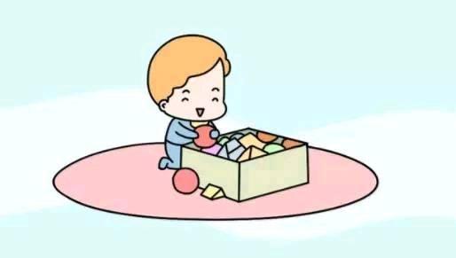 """两岁内的宝宝有5种""""小调皮"""",说明他很聪明,你不用强行图片"""