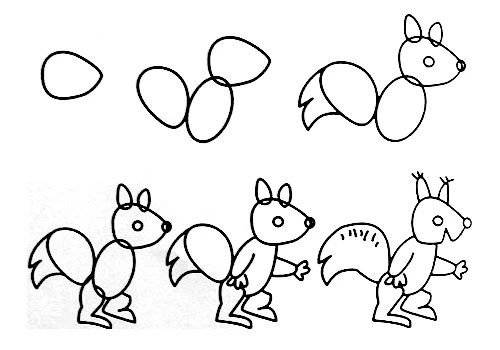 教孩子画简笔画,一岁多就会了